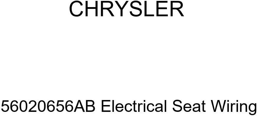 Genuine Chrysler 56020656AB Electrical Seat Wiring