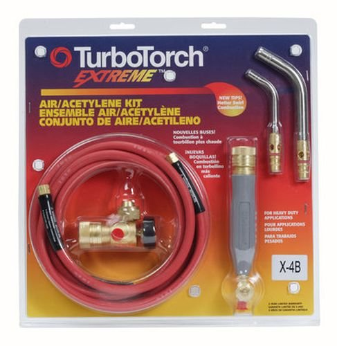 TurboTorch 0386-0336 X-4B A/C and Refrig Kit from ESAB