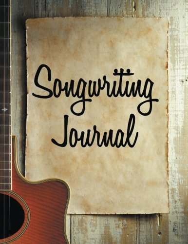 Songwriting Journal By Speedy Publishing LLC (2015-04-07)