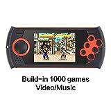 """Best SEGA Handheld Consoles - 3.0"""" Inch Retro Game Handheld for Sega Video Review"""