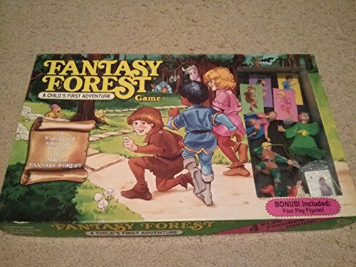 Fantasy Forest Game