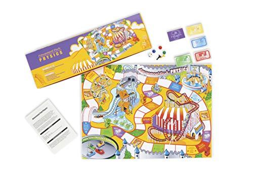 American Educational Amusement Park Physics Game