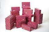 Mondo Bloxx 40 Pack Brick Block Set (12x6x3)