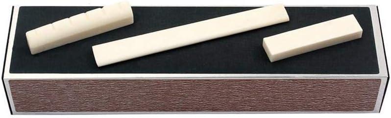 Kobwa - Nivelador de trastes para guitarra (aleación de aluminio, 4 papeles de lija autoadhesivos para bajo de guitarra plegable): Amazon.es: Instrumentos musicales