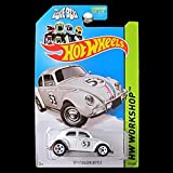 2014 Hot Wheels Volkswagen Beetle - Herbie The Love Bug