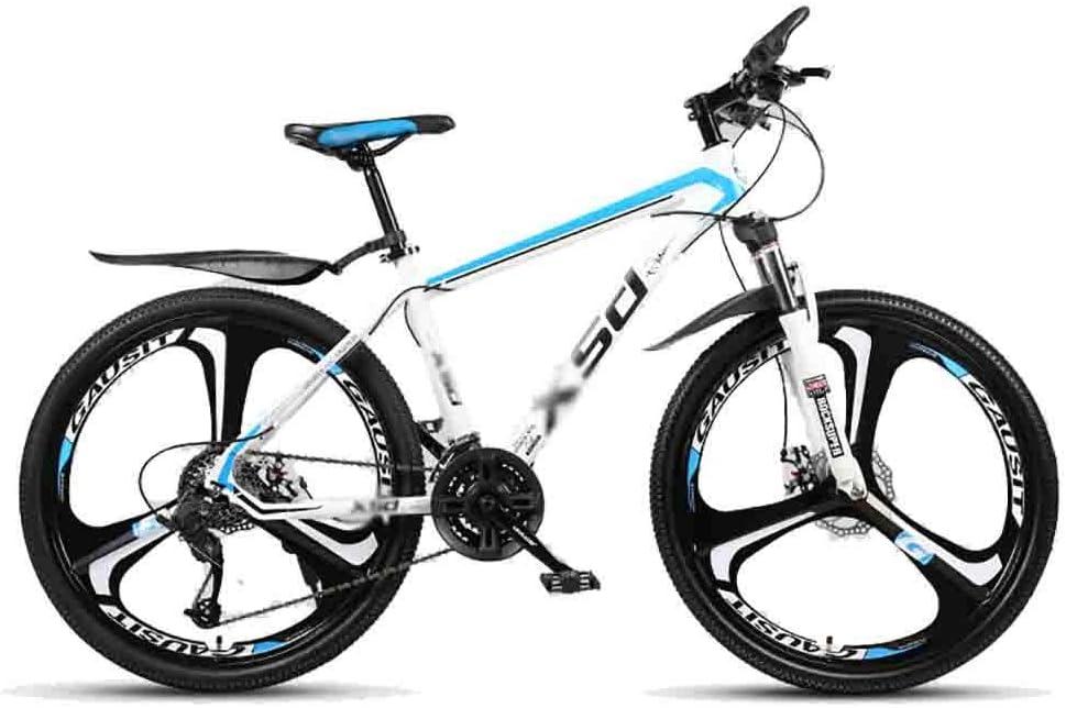 Bicicleta para joven Bicicletas De carretera MTB camino de la bicicleta Bicicletas bicicletas for adultos Adolescentes Ciudad Amortiguador de bicicletas de montaña de velocidad ajustable for hombres y: Amazon.es: Hogar