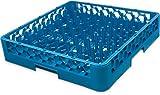 Carlisle RP14 OptiClean All-Purpose Plate & Tray Rack, Polypropylene, 20.75