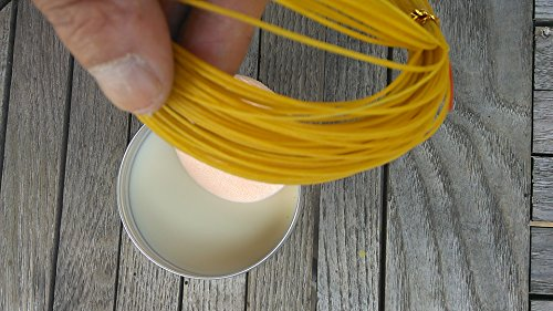 New Silk Fly Line DT5,Double Tapered Braided At 27 Metres.