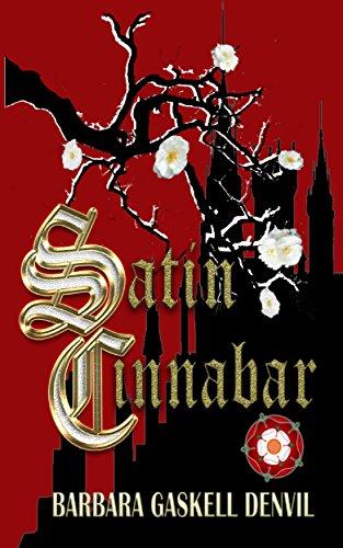 book cover of Satin Cinnabar