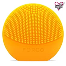 FOREO LUNA Play (All The Power of T-SONIC Cleansing In 1 Small Device) … (Sunflower Yellow)