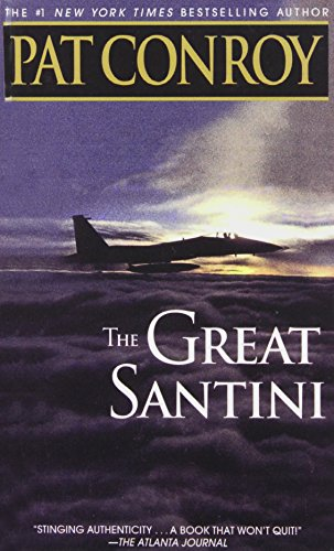 book cover of The Great Santini
