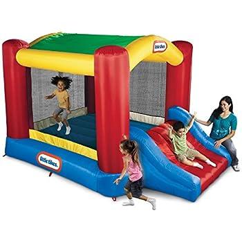 Marvelous Little Tikes Shady Jump N Slide Bouncer