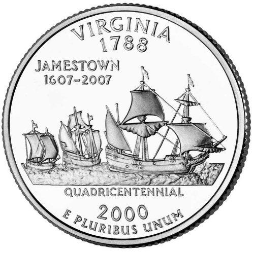 (2000-P Virginia BU State)