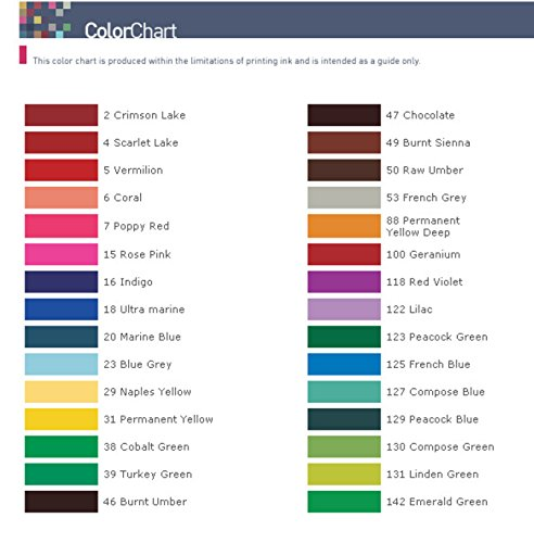 Shinhan Poster Color 40ml - 30 Colors ''B'' type for Expert