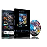 Aquarium DVD - Coral Tranquility with Calming Scenes of Tropical Fishes and Relaxing Music