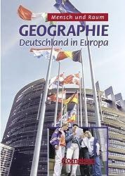 Geographie. Deutschland in Europa. Gymnasium. Oberstufe.