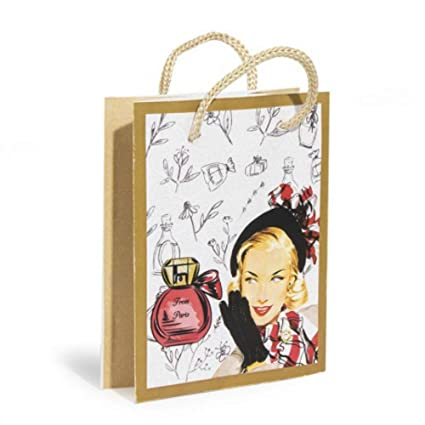 Lote de 50 Bolsas Decorativas para Perfumes o Colonias ...