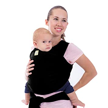 c6b52b3510a Amazon.com   Baby Wrap Carrier by KeaBabies - All-in-1 Stretchy Baby ...