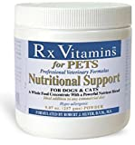 Rx Vitamins Nutritional Support Powder For Dogs & Cats, 9.07 Oz/One Size For Sale