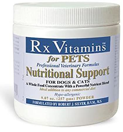 Amazon.com: RX Vitaminas Apoyo nutricional en polvo para ...