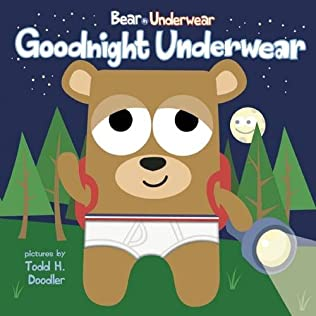 book cover of Bear In Underwear