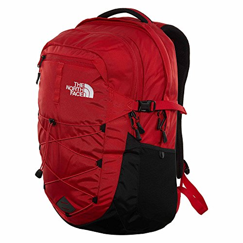 The North Face Borealis Backpack - TNF Red & TNF Black - OS (Past Season)