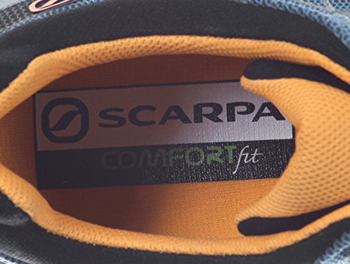 Scarpa Caballero Azure Senderismo Pro Zen Zapato De orange rHWzAxrwnc