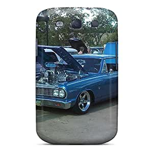 For Galaxy S3 Tpu Phone Case Cover(wow What A Car)