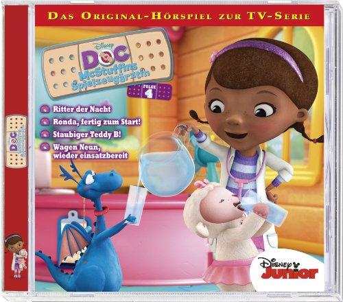 Doc Mcstuffins-Folge 4 (Doc Mcstuffins Cd)