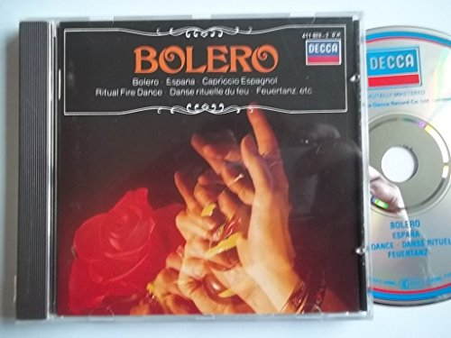 Bolero; Three Cornered Hat; Espana; Capriccio Espagnol; Ritual Fire Dance; El Amor - Shop Montreal Hat