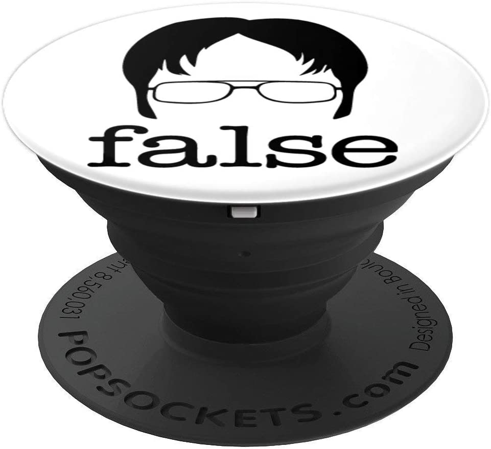 False PopSockets Grip and Stand for Phones and Tablets