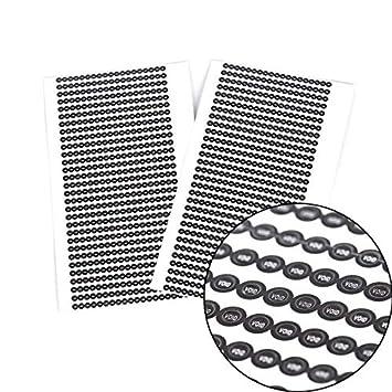 Rosso StickersLab 1000 Etichette adesive sigilli di garanzia 0.25cm scritta VOID per piccoli dispositivi