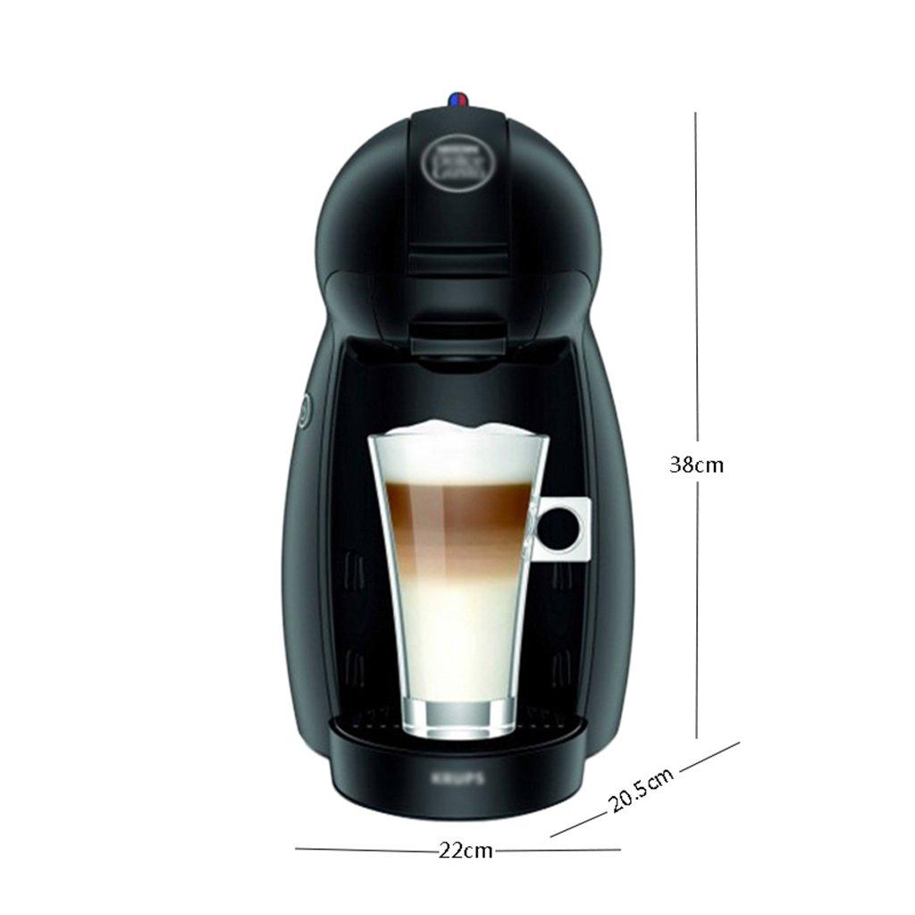 SX-ZZJ Cápsula Máquina de café Espresso portátil - Pote de café de Viaje al Aire Libre - Se Puede Utilizar para Hacer Espuma de la casa de la Oficina: ...