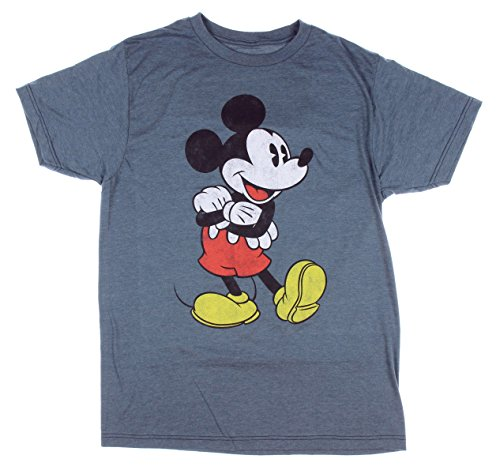 Mickey Mouse Arms Crossed T shirt
