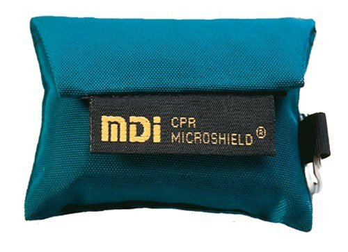 CPR Microkey-Teal - World Wide Shipping