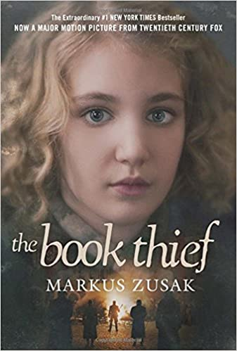com the book thief markus zusak books