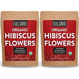 Hibiscus Flowers (Cut & Sifted) 72