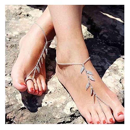 Olbye Ring Toe Anklet...