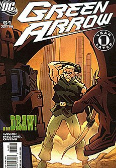 Green Arrow (2001 series) #61 - Green Arrow One Year Later