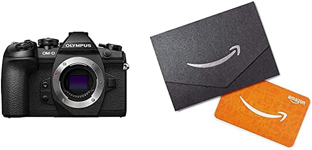 Olympus OM-D E-M1X with $300 in Amazon.com Gift Cards