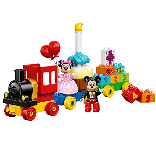 LEGO DUPLO l Disney Mickey Mouse Clubhouse Mickey & Minnie Birthday Parade 10597 Disney Toy (Minnie Mouse Ideas)