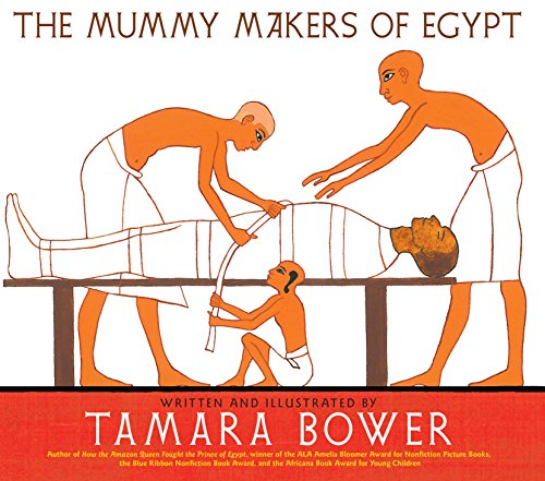 The Mummy Makers of Egypt (The Funeral Makers)