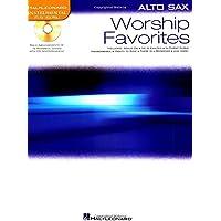 Worship Favorites: Instrumental Play-Along for Alto Sax