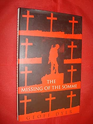 book cover of The Missing of the Somme