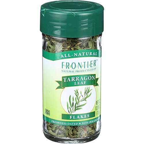Frontier Herb Cut and Sifted Tarragon Leaf, 0.56 Ounce - 6 per case by Frontier