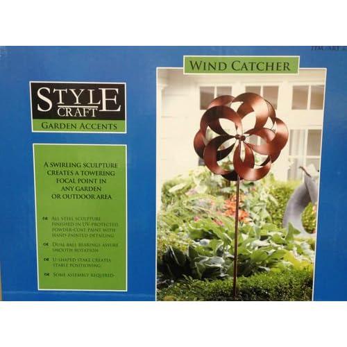 Com Style Craft Kaleidoscope Wind Catcher .
