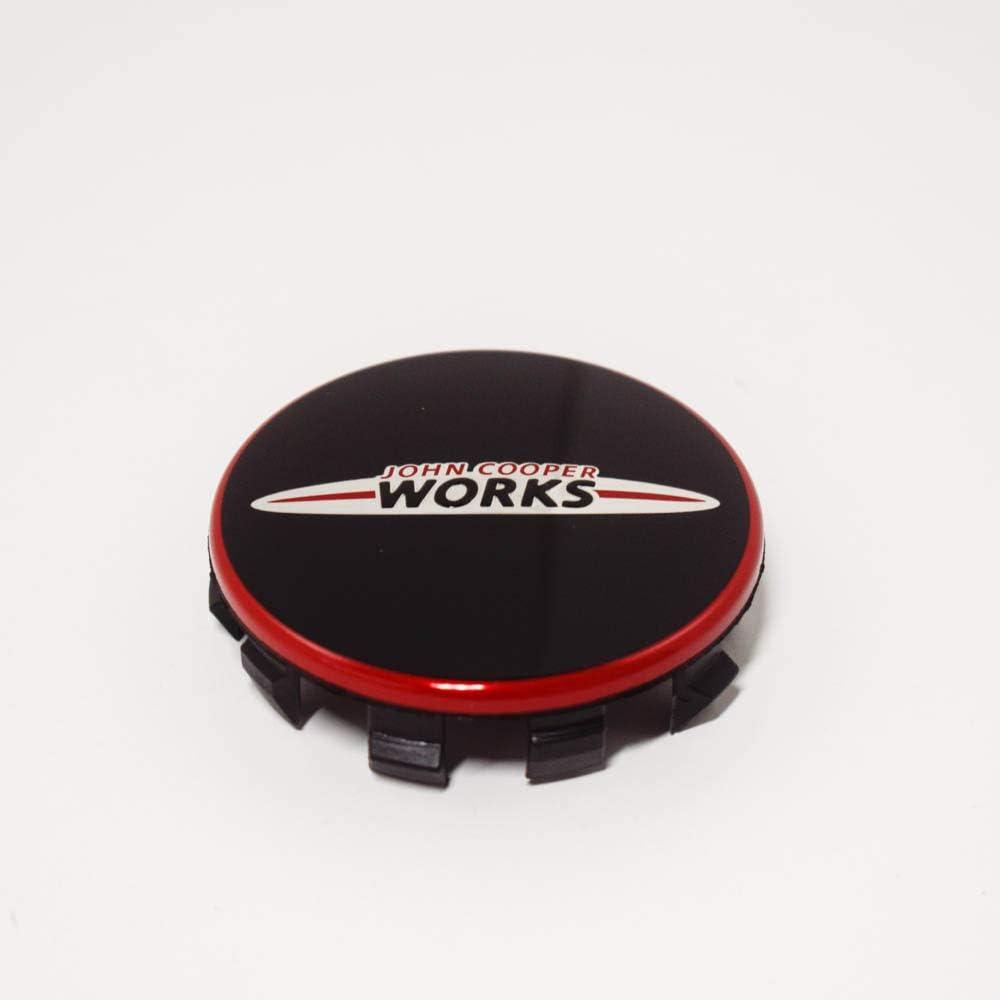 ORIGINALE MINI JCW copertura mozzo tutti i modelli R-John Cooper Works 36136778917
