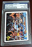 Hulk Hogan Signed 1990 Classic WWF Card Auto'd WWE #37 Wrestlemania TNA - PSA/DNA Certified - Autographed Wrestling Cards