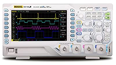 Rigol DS1104Z-S Digital Oscilloscopes - Bandwidth: 100 Mhz, Channels: 4
