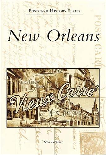 New Orleans Cemeteries Postcard Book